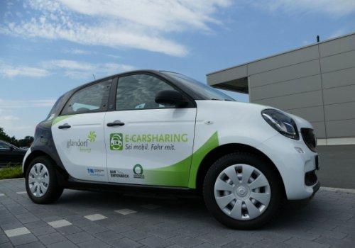 E-CARSHARING - Sei mobil. Fahr mit.